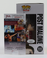 "Post Malone Signed ""Post Malone"" #111 Funko Pop! Vinyl Figure (JSA COA) at PristineAuction.com"