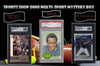 SportsShopOhio Multi Sport Mystery Box Series 5 at PristineAuction.com