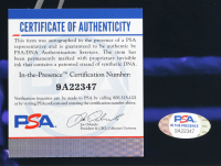 The Undertaker Signed WWE 11x14 Photo (PSA COA) at PristineAuction.com
