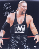 """Kevin Nash Signed WWE 16x20 Photo Inscribed """"Big Sexy"""" (PSA COA) (See Description) at PristineAuction.com"""