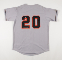 Frank Robinson Signed Orioles Jersey (Beckett COA) (See Description) at PristineAuction.com