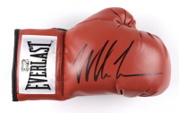 Mike Tyson Signed Everlast Boxing Glove (Tyson Hologram) at PristineAuction.com