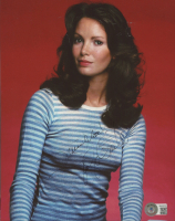 """Jaclyn Smith Signed 8x10 Photo Inscribed """"Much Love"""" (Beckett COA) at PristineAuction.com"""