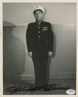 Hershel W. Williams Signed 8x10 Photo (JSA COA) at PristineAuction.com