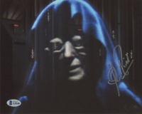 """Clive Revill Signed """"Star Wars: Episode V – The Empire Strikes Back"""" 8x10 Photo (Beckett Hologram) at PristineAuction.com"""