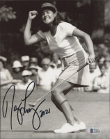 """Nancy Lopez Signed 8x10 Photo Inscribed """"2021"""" (Beckett COA) at PristineAuction.com"""
