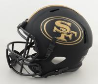 Nick Bosa Signed 49ers Full-Size Eclipse Alternate Speed Helmet (Beckett Hologram) at PristineAuction.com