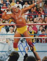 Hulk Hogan Signed WWE 11x14 Photo (Beckett COA) at PristineAuction.com