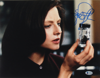 """Jodie Foster Signed """"The Silence Of The Lambs"""" 11x14 Photo (Beckett COA) at PristineAuction.com"""