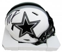 Micah Parsons Signed Cowboys Lunar Eclipse Alternate Speed Mini-Helmet (Fanatics Hologram) at PristineAuction.com