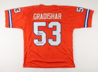 "Randy Gradishar Signed Jersey Inscribed ""7x Pro Bowl"" (JSA COA) at PristineAuction.com"