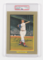 Ted Williams Signed LE 1985-97 Perez-Steele Great Moments #13 (PSA Encapsulated) at PristineAuction.com
