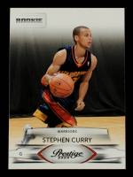 Stephen Curry 2009-10 Prestige #157 RC at PristineAuction.com