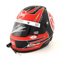 Christopher Bell Signed NASCAR #20 2021 Rheem Full-Size Helmet (PA COA) at PristineAuction.com