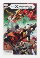 "2020 ""X-Men: X of Swords Destruction"" Issue #1 Marvel Variant Edition Comic Book at PristineAuction.com"
