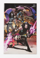"""2019 """"Fallen Angels"""" Variant Issue #1 Marvel Young Guns Comic Book at PristineAuction.com"""