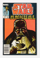 """1983 """"Stars Wars: Annual"""" Issue #3 Marvel Comic Book (See Description) at PristineAuction.com"""