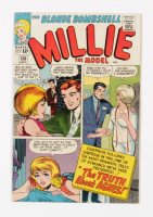 """1965 """"The Blonde Bombshell: Millie The Model"""" Issue #130 Marvel Comic Book (See Description) at PristineAuction.com"""