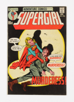 """1971 """"Supergirl"""" Issue #405 DC Comic Book (See Description) at PristineAuction.com"""