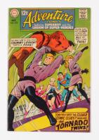 "1968 ""Adventure Comics"" Issue #373 DC Comic Book (See Description) at PristineAuction.com"