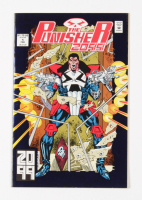 """1992 """"The Punisher 2099"""" Issue #1 Marvel Comic Book (See Description) at PristineAuction.com"""