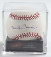 Duke Snider Signed OML Baseball with Display Case (JSA COA) at PristineAuction.com