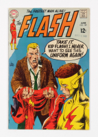 """1969 """"The Flash"""" Issue #189 DC Comic Book (See Description) at PristineAuction.com"""