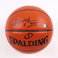 Kobe Bryant Signed NBA Game Ball Series Basketball with Panini Authentic Box (Panini Authentic COA) at PristineAuction.com