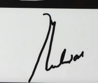 "Muhammad Ali, Michael Jordan & Tiger Woods Signed LE Upper Deck ""Legends Of Sports"" 30.25x53.75 Custom Framed Lithograph Display (UDA COA) at PristineAuction.com"