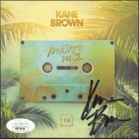 "Kane Brown Signed ""Mixtape Vol. 1"" CD Album Cover (JSA COA) at PristineAuction.com"