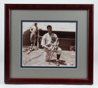 Joe DiMaggio Signed Minor Leagues 14x16 Custom Framed Photo (PSA LOA) (See Description) at PristineAuction.com