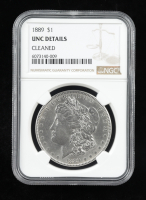 1889 Morgan Silver Dollar (NGC UNC Details) at PristineAuction.com