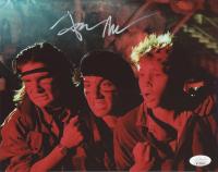 "Jamison Newlander Signed ""The Lost Boys"" 8x10 Photo (JSA COA) at PristineAuction.com"