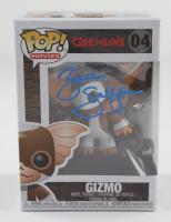 "Zach Galligan Signed ""Gremlins"" #4 Gizmo Funko Pop! Vinyl Figure (AutographCOA Hologram) (See Description) at PristineAuction.com"