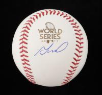 Jose Altuve Signed 2017 World Series Baseball (JSA COA) at PristineAuction.com