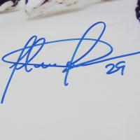 Felix Potvin & Ron Hextall Signed 16x20 Photo (COJO COA) at PristineAuction.com