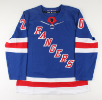 Chris Kreider Signed Rangers Jersey (COJO COA & Kreider Hologram) at PristineAuction.com