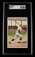 Babe Ruth 1932 Sanella Margarine #83B Type 2 (SGC 3.5) at PristineAuction.com