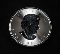 2017 Canada Elizabeth II $5 1 Oz. .999 Silver Dollar Coin at PristineAuction.com