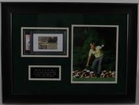 Jack Nicklaus Signed 18x23.5 Custom Framed Signed Cut Display (PSA Encapsulated) at PristineAuction.com