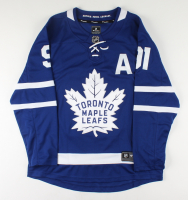 John Tavares Signed Maple Leafs Jersey (FSM COA) at PristineAuction.com
