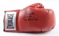 "James ""Buster"" Douglas Signed Everlast Boxing Glove Inscribed ""Tyson KO  2-11-90"" (JSA COA) at PristineAuction.com"