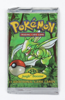 The Pokemon TCG - Jungle Booster with (11) Cards at PristineAuction.com