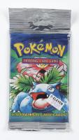 1999 Pokemon Base Set Venusaur Art Booster Pack with (11) Cards at PristineAuction.com