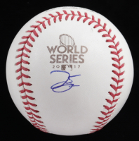 George Springer Signed 2017 World Series Baseball (JSA COA) at PristineAuction.com