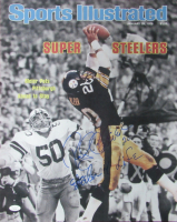 """Rocky Bleier Signed Steelers 16x20 Photo Inscribed """"Steeler 4 Life"""" (JSA COA) at PristineAuction.com"""