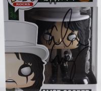 "Alice Cooper Signed ""Alice Cooper"" #68 Funko Pop! Vinyl Figure (Beckett COA) at PristineAuction.com"