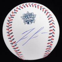 Ronald Acuna Jr. Signed 2021 All-Star Game Baseball (Beckett Hologram) at PristineAuction.com
