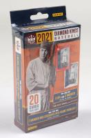2021 Panini Diamond Kings Baseball Hanger Box with (20) Cards at PristineAuction.com