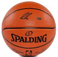 Luka Doncic Signed NBA Game Ball Series Basketball (Panini COA) at PristineAuction.com